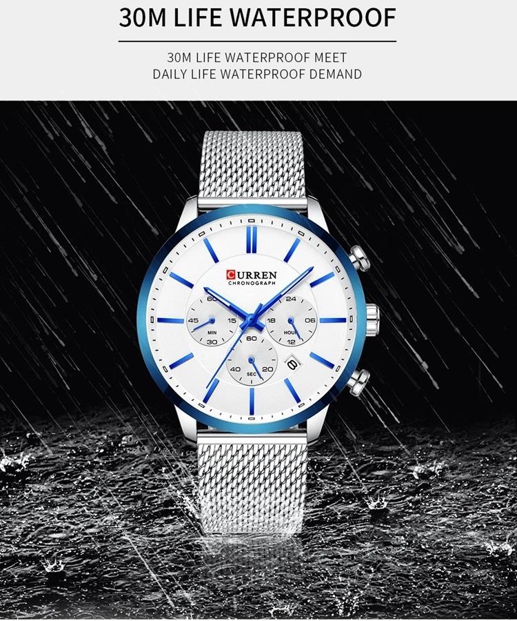 Reloj CURREN 8340  Elegante diseño calidad premiun